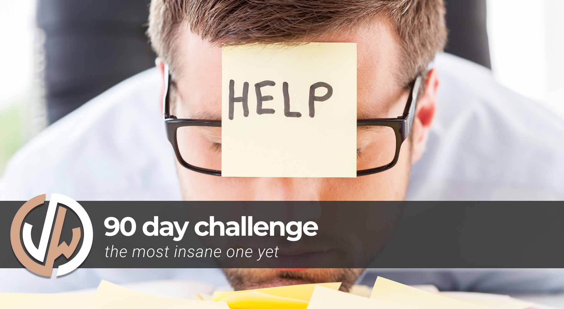 90 day challenge - the most insane one yet! | jimiwikman.se
